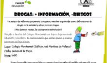 Drogas: + Información, - Riesgos